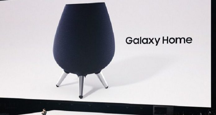 Samsung Galaxy Home